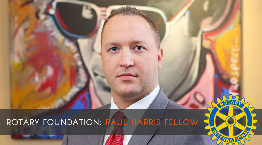 jonathan-mcconnell-July-Rotary-Foundation-Paul-Harris-Fellow