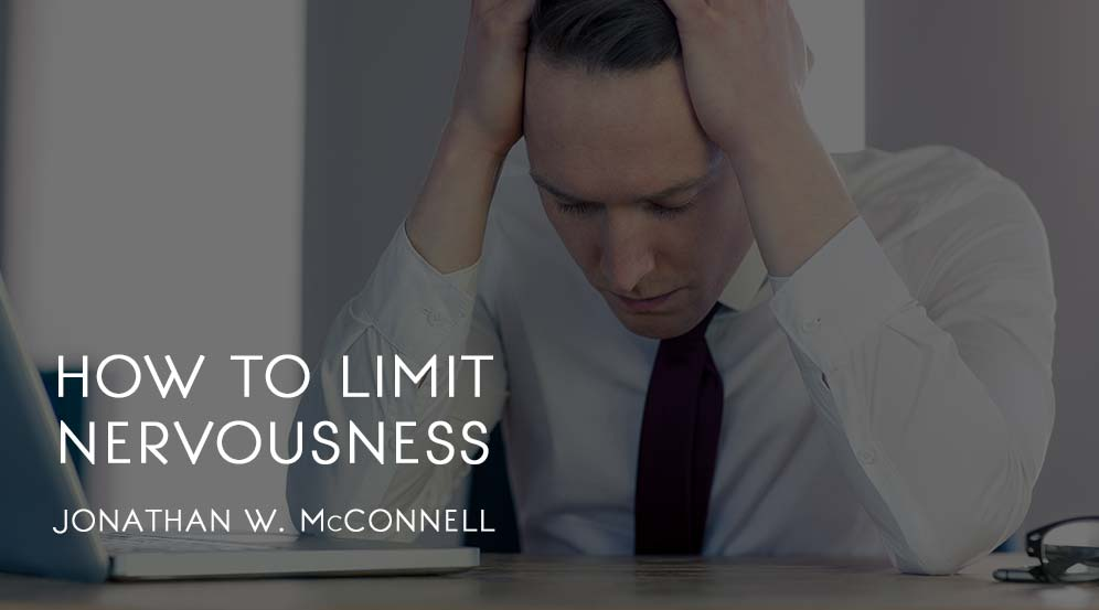 Criminal Defense Attorney on How to Limit Nervousness