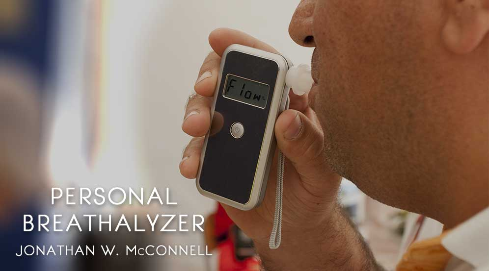 A Personal Breathalyzer is Much Cheaper Than the Alternative