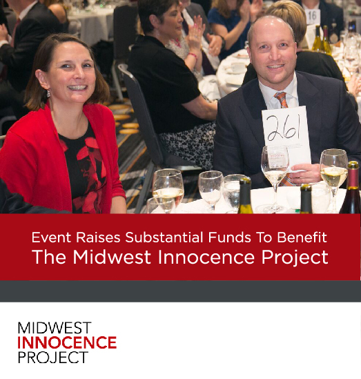 midwest innocence project The mip's annual fundraiser, the faces of innocence gala, will be held on thursday, april 26th at 5:00pm at the marriott downtown tickets are $150, and this year's keynote speaker is amanda knox the mip is a not-for-profit corporation dedicated to the investigation, litigation, and exoneration of .