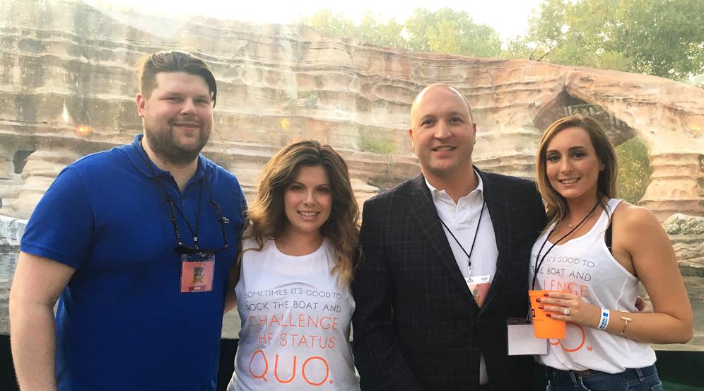 McConnell Law Firm Sponsors Zoobilee 2017