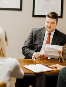 Attorney Taylor Dillehay, Wichita, KS | McConnell Law Firm